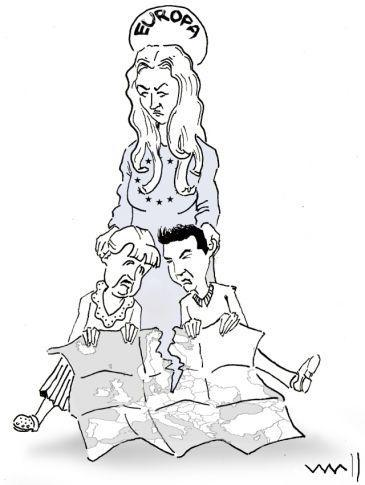 Caricature Pascal Hansens