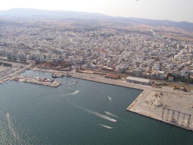 Αλεξανδρούπολη-λιμάνι