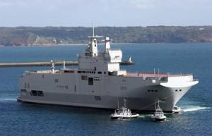 Η Ρωσία και η Γαλλία μπορούν να υπογράψουν τις πράξεις μεταφοράς  για τα Mistral