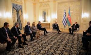 Οι  γεωπολιτικές ισορροπίες και ο ενεργειακός ρόλος  Αζερμπαϊτζάν και Ελλάδας