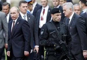 Επίσκεψη Πούτιν στο Βελιγράδι: Απλά μαθήματα ηγεσίας