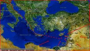 Πώς η Τουρκία «ενώνει» Ελλάδα, Κύπρο και Ισραήλ