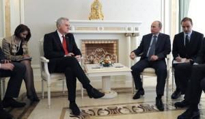 Τί φέρνει ο Πούτιν στη Σερβία;