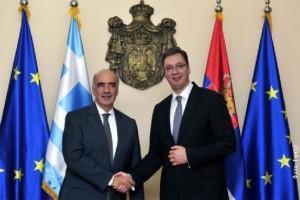Ελληνο-σερβική «διπλωματία των κοινοβουλίων» – Επίσκεψη Α. Σαμαρά στη Σερβία τον Δεκέμβριο
