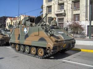 Στα τέλη Νοεμβρίου φτάνουν στην Ελλάδα τα πρώτα Μ113 και φορτηγά ΗΕΜΤΤ από τα αμερικανικά πλεονάσματα