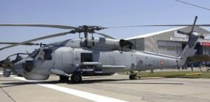 Συντριβή τουρκικού ανθυποβρυχιακού ελικοπτέρου S-70B SEAHAWK