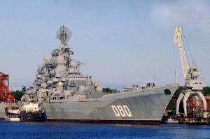 Δεύτερο πυρηνοκίνητο καταδρομικό κατευθυνόμενων πυραύλων κλάσης Kirov για το ρωσικό Ναυτικό
