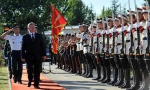 Συνεχίζεται η συνεργασία Τουρκίας και σκοπιανών ενόπλων δυνάμεων