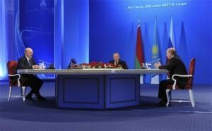 Η Αρμενία προσχώρησε στην Ευρασιατική οικονομική Ένωση
