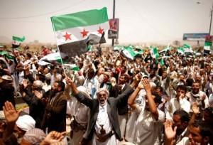 Η Τουρκία στο πλευρό της συριακής μετριοπαθής αντιπολίτευσης