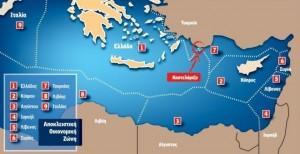 Η αλαζονική Τουρκία απομονώνεται στη Νοτιανατολική Μεσόγειο. Η επόμενη μέρα της τριμερής Διάσκεψης του Καίρου