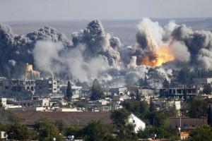 Άμεση εμπλοκή της Τουρκίας στην πολιορκία του Kobani – Επίθεση του ISIS μέσα από το τουρκικό έδαφος