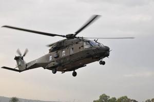 Παραδόθηκε στην Αεροπορία Στρατού το 10ο ελικόπτερο ΝΗ-90 TGRA
