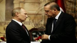 Η σχέση «λυκοφιλίας» Βλαντιμίρ Πούτιν και Ταγίπ Ερντογάν
