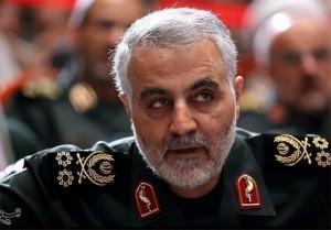 Ο ιρανός διοικητής Κασέμ Σολεϊμάνι «σκιώδης στρατηγός» του ιρακινού στρατού