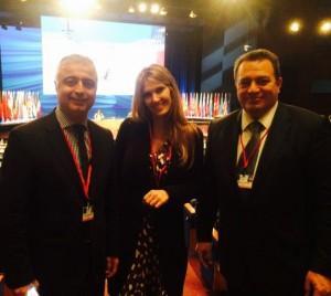 Διπλωματική επιτυχία στο ΝΑΤΟ – Ο επικεφαλής της ελληνικής αντιπροσωπείας Ε. Στυλιανίδης αποδόμησε τις τουρκικές θέσεις