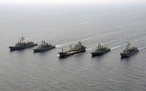 Εντολές εμπλοκής απο Νταβούτογλου έλαβε ο τουρκικός στόλος στη νοτιανατολική Μεσόγειο