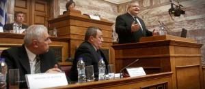Τουρκική πρόκληση και μέσα στη Βουλή των Ελλήνων