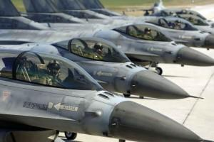 Η Ελλαδα απαντά στις τουρκικές προκλήσεις : Ελληνικά F-16 εξόρμησαν από την Πάφο (VID)