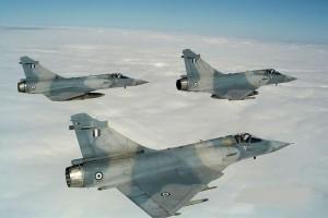 Η λύση που επανεξετάζει η Πολεμική Αεροπορία: Εκσυγχρονισμός των Mirage 2000EGM/BGM