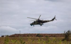 Στρατιωτικό ελικόπτερο της Αρμενίας κατέρριψε το Αζερμπαϊτζάν