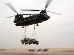 Εγκρίθηκε από τις ΗΠΑ η πώληση στην Ελλάδα 10 ελικοπτέρων CH-47D Chinook