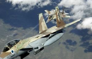 Ισραηλινή αεροπορική επίθεση στη Συρία με στόχο πυραύλους S-300