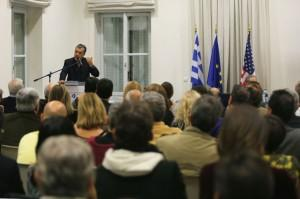 Σταύρος Θεοδωράκης: Αν ηττηθούμε στην οικονομία, θα ηττηθούμε εθνικά