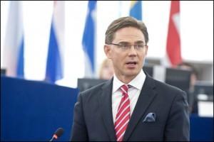 H Ευρωπαϊκή Ένωση εξαπολύει επενδυτική  «επίθεση»  – Οι περιοδείες του  Jyrki Katainen Αντιπρόεδρου της Ευρωπαϊκής Επιτροπής