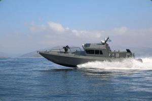 «ΩΚΥΑΛΟΣ»:  Το ελληνικής ναυπήγησης διακλαδικό ταχύπλοο σκάφος Ανορθόδοξου Πολέμου