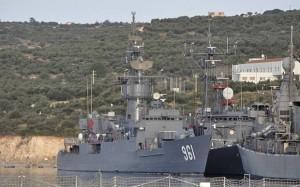 Πειρατική επίθεση Τζιχαντιστών σε αιγυπτιακό πολεμικό πλοίο θέτει νέα δεδομένα στην Μεσόγειο