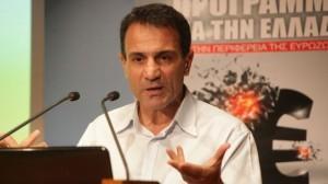 """Λαπαβίτσας: """"Το οικονομικό πρόγραμμα του ΣΥΡΙΖΑ είναι λογικό, αλλά λεφτά…. Δεν υπάρχουν"""""""