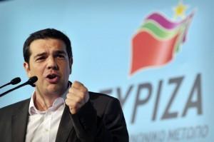 Ομιλία του Προέδρου του ΣΥΡΙΖΑ, Αλέξη Τσίπρα, στο αμφιθέατρο της Νομικής Σχολής του Πανεπιστημίου του Βελιγραδίου: Η Ελλάδα είναι σήμερα σαν μια χώρα που έχει βγει από πόλεμο, χωρίς όμως να τον έχει διεξάγει.