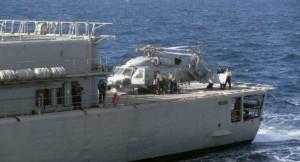 Σε τρεις φρεγάτες κλάσης Έλλη θα μπορούν να δέχονται ελικόπτερα S-70B Aegean Hawk (Vid.)