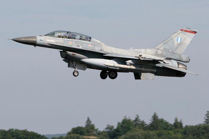 Hellenic-Air-Force-F-16D-Block-50
