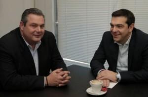 Τα πρώτα μηνύματα της διεθνούς κοινότητας προς την συγκυβέρνηση ΣΥΡΙΖΑ-ΑΝΕΛ