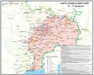 Την έξοδο των ουκρανικών στρατευμάτων από την πόλη Delbatseve διέταξε ο πρόεδρος Petro Poroshenko