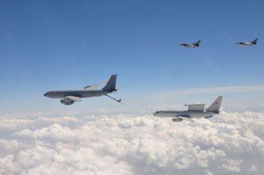 """Αποκάλυψη: """"Το αεροπορικό σκέλος της τουρκικής επιχείρησης Shah Euphrates"""""""