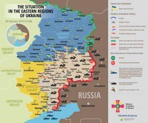 Ο ρωσικός χερσαίος διάδρομος προς την Κριμαία και ο υβριδικός πόλεμος της Μόσχας στην Αν. Ουκρανία