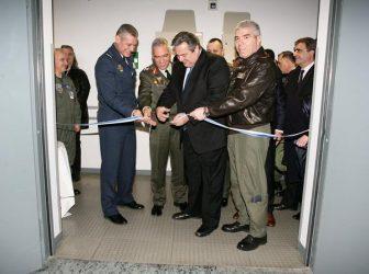 Εγκαινιάστηκε από τον ΥΕΘΑ Πάνο Καμμένο το νέο Εθνικό Κέντρο Αεροπορικών Επιχειρήσεων