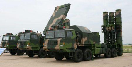 Το κινεζικό αντιαεροπορικό/αντιπυραυλικό σύστημα FD-2000 επέλεξε η Τουρκία (Vid)