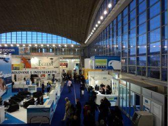 37η Διεθνή Τουριστική Έκθεση Βελιγραδίου – 1.100 εκθέτες από 50 χώρες