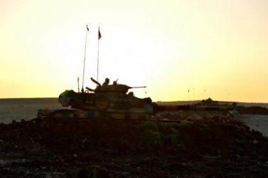 """Επιχείρηση """"Sah Euphrates"""" – Για πρώτη φορά η Τουρκία εγκαταλείπει """"εθνικό"""" έδαφος"""