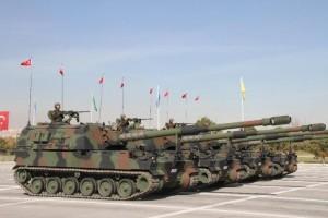Εγκρίθηκε από το τουρκικό Κοινοβούλιο η πραγματοποίηση στρατιωτικών επιχειρήσεων εκτός συνόρων