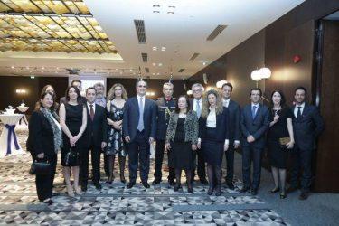 Δεξίωση για την Εθνική Επέτειο παρέθεσε η Ελληνική Πρεσβεία Βελιγραδίου