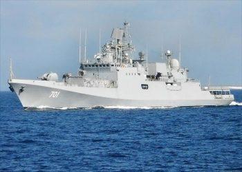 Eνίσχυση του ρωσικού Στόλου της Μαύρης θάλασσας και μεταβολή του συσχετισμού των δυνάμεων στο Αιγαίο