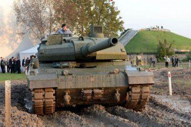 Στην τουρκική εταιρεία TÜMOSAN η ανάπτυξη του κινητήρα του άρματος μάχης Altay