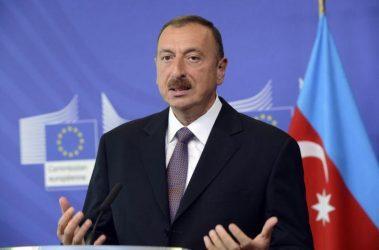 Ιλχάμ Αλίεφ: O «Νότιος Διάδρομος» θα υλοποιηθεί