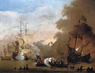 Επιστροφή των πειρατών στα νερά της Μεσογείου μετά από 200 χρόνια ;