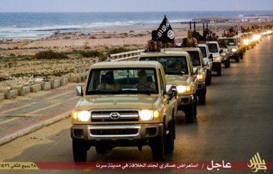 """Ντέρνα: """"Η ναυτική βάση των ισλαμιστών του ISIS στη Μεσόγειο"""""""